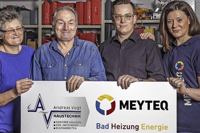 Aus Vogt Haustechnik wird Meyteq