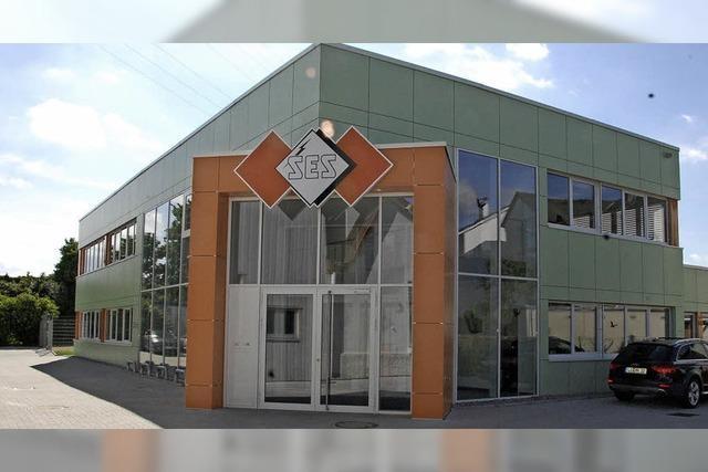 Innovatives Bürogebäude aus einem Guss