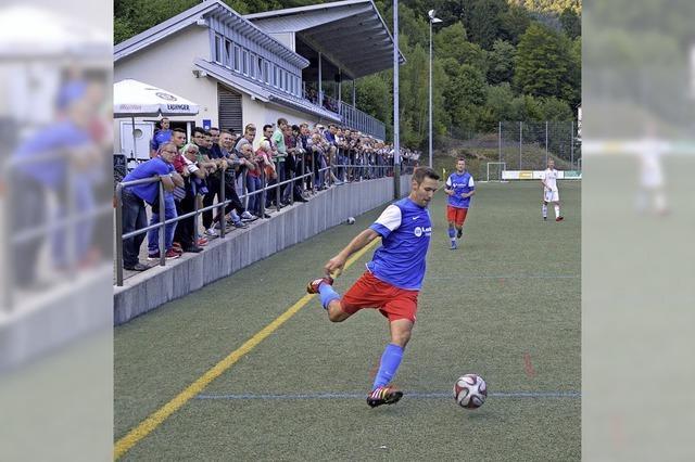 Fußballfest in der Kandermatt