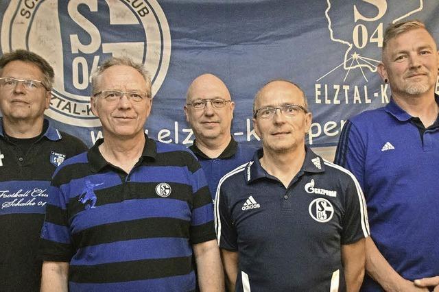 Dirk Murmann führt den Schalke-Fanclub neu an