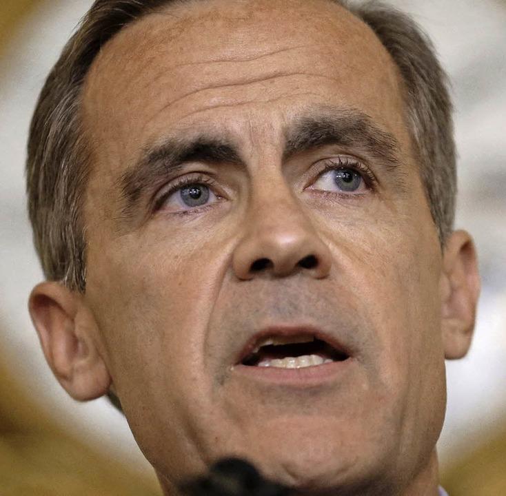 Mark Carney  | Foto: AFP