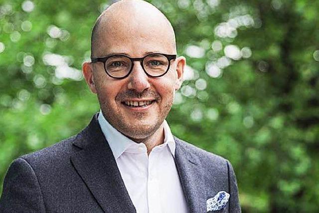 Hagen Rüdlin übernimmt die Bezirkskellerei Markgräflerland