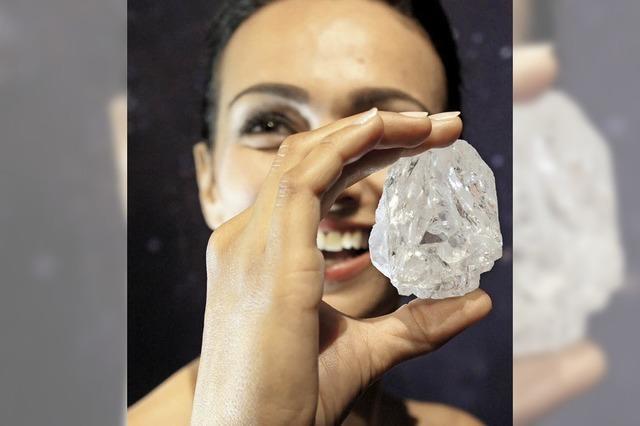 Interview mit Edelsteinexperten über wertvolle Diamanten