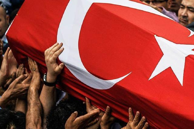 Polizei identifiziert Attentäter von Istanbul