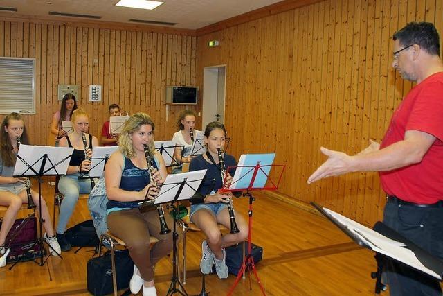 Blasmusikverband lädt für 9. Juli zum Verbandsjugendtag nach Endingen ein