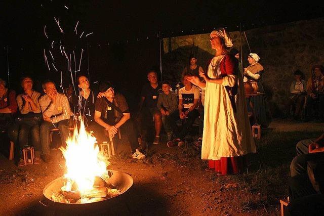 Führungen: Mit dem Türmer auf die Kastelburg
