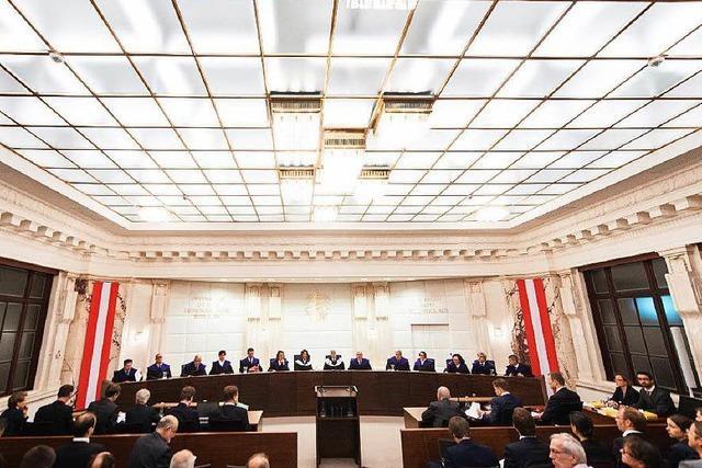 Österreichische Bundespräsidentenwahl muss wiederholt werden