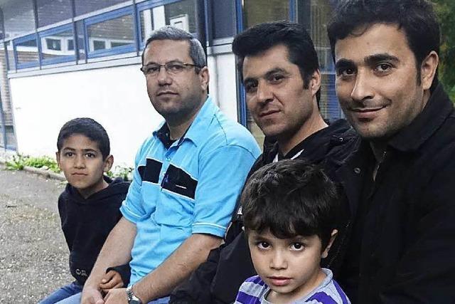 Drei Syrer haben Zuflucht im Münstertal gefunden - aber sie haben Heimweh
