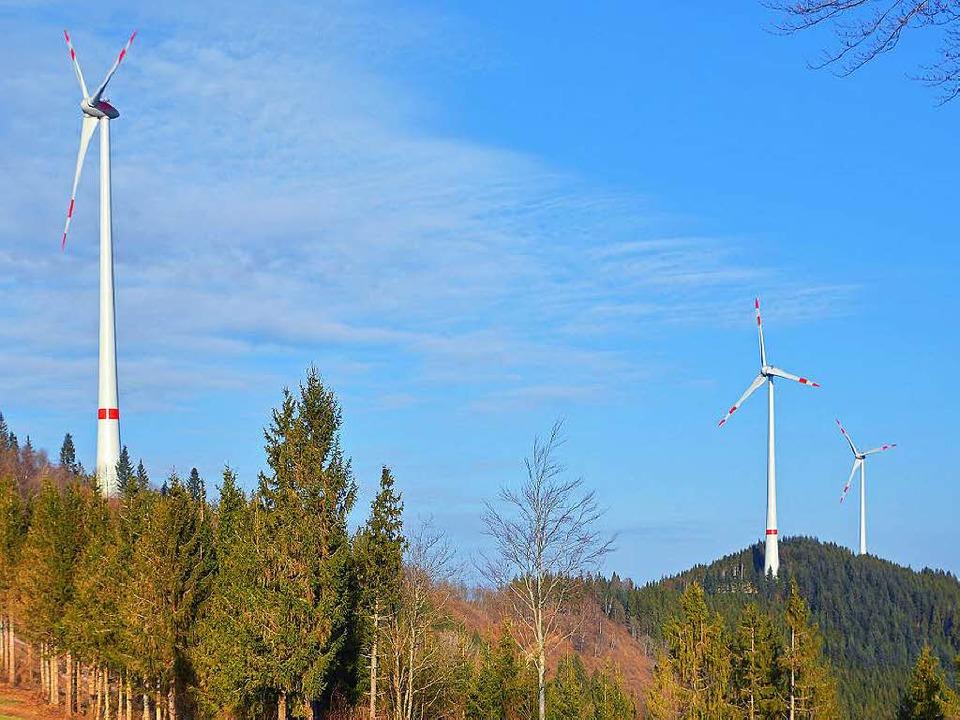 Windpark Prechtaler Schanze  | Foto: E-Werk