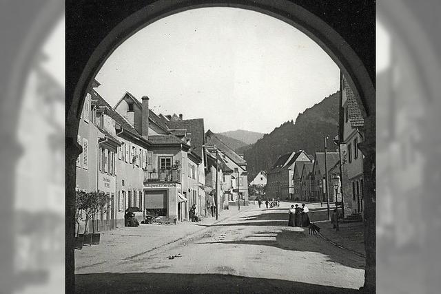Auf den Spuren der jüdischen Vergangenheit in Sulzburg
