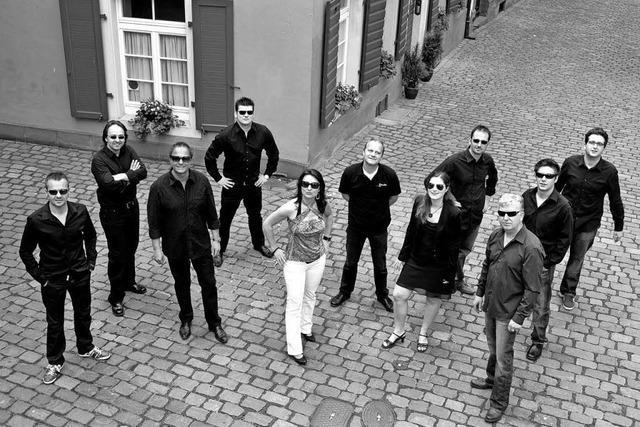 Band Paradise in Eschbach
