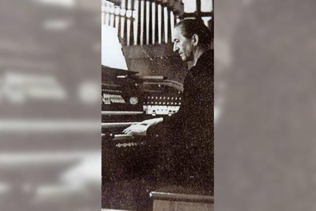 Solisten und die Evangelische Kantorei Rheinfelden konzertieren zu Ehren von Walter Drwenski