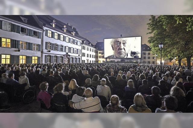 Filme unter freiem Himmel