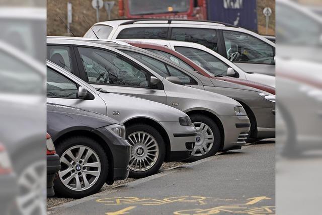 Parkplatzstreit bremst die Sanierung aus