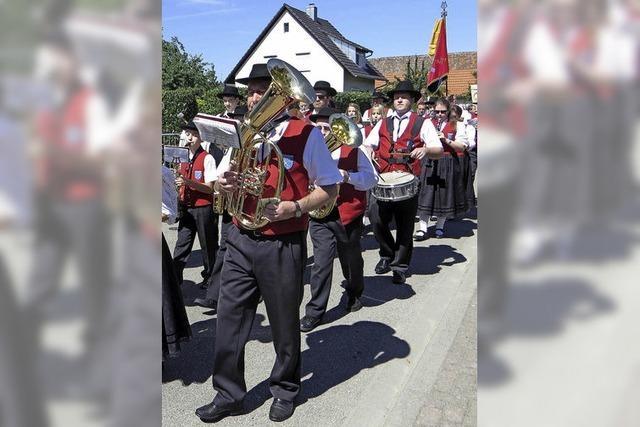 Am Wochenende wird in Hartheim gefeiert