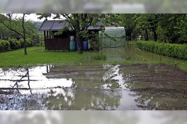 Seit 50 Jahren nicht so viel Regen