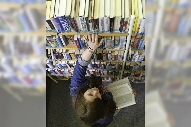 Stadtbibliothek mit virtueller Zweigstelle
