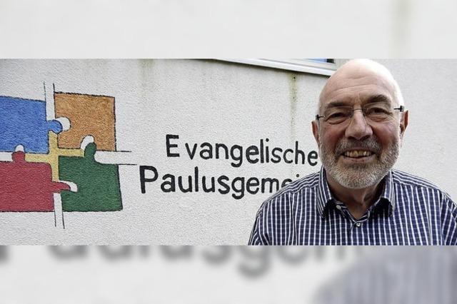 François Vouga geht voller Dankbarkeit