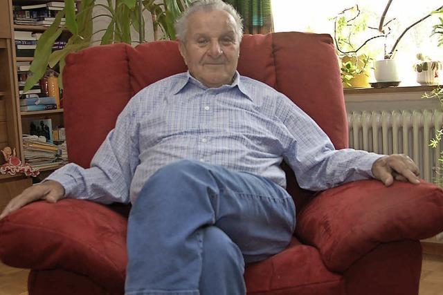 Mit 81 Jahren in den Ruhestand