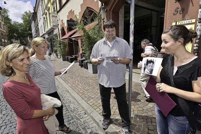 Die Stadt als Detektiv erkunden - ein neues Format macht den Stadtrundgang zum