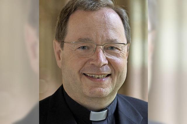Neuer Bischof für Limburg bekanntgegeben