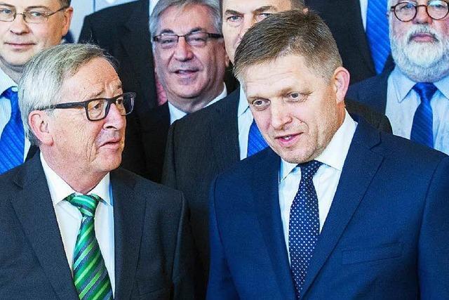 Slowakei sucht im EU-Vorsitz Lösung für Brexit