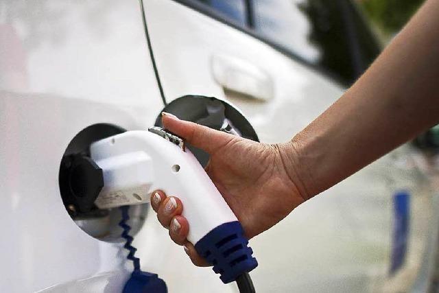 Die Kaufprämie für E-Autos ist jetzt zu haben