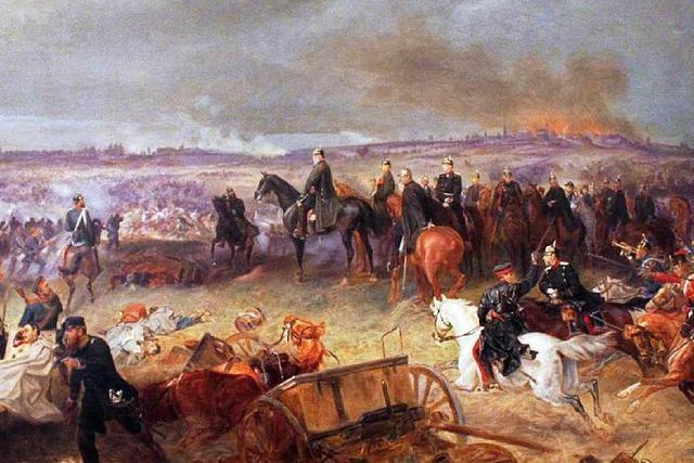 Königgrätz vor 150 Jahren: Preußen gegen Österreich