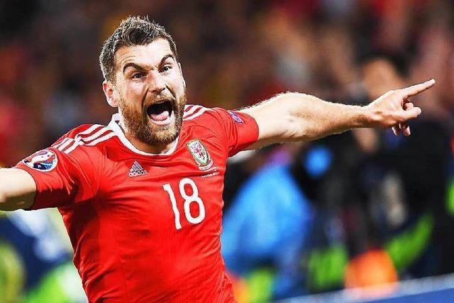 3:1 – Wales wirft Geheimtipp Belgien aus dem Turnier