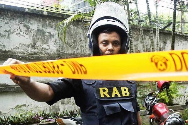 20 Geiseln bei Terrorangriff in Bangladesch getötet