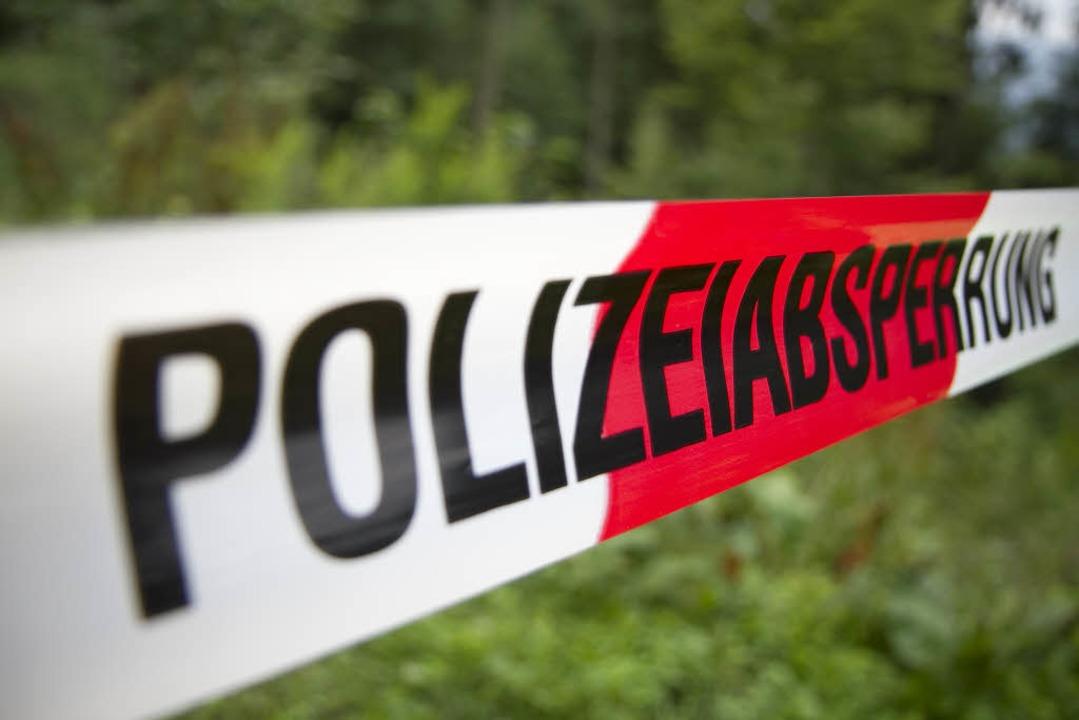 Die Polizei vermutet, dass es sich bei...f aus Schopfheim handelt. (Symbolbild)  | Foto: Daniel Fleig
