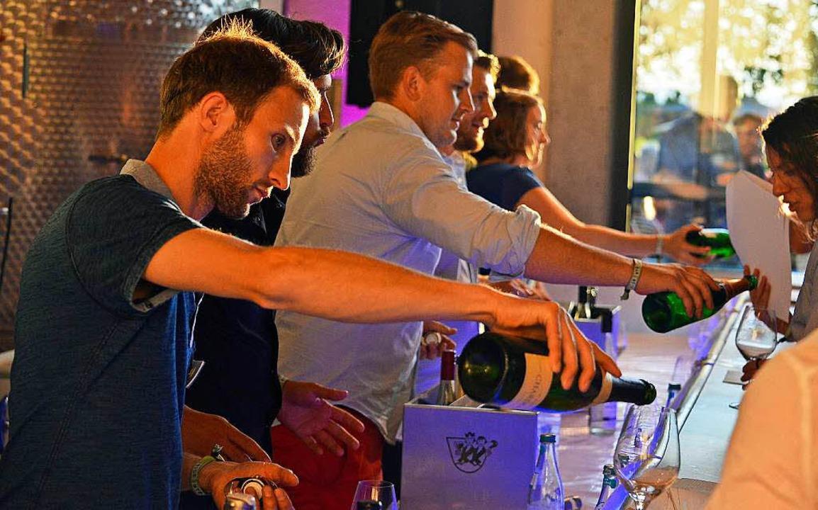 Oberrotweil: Wie war\'s bei … der Wein-Fass-Bar? - Vogtsburg ...
