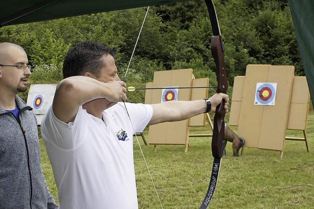 Mit Bogensportplatz erweitern Schützen ihr Angebot