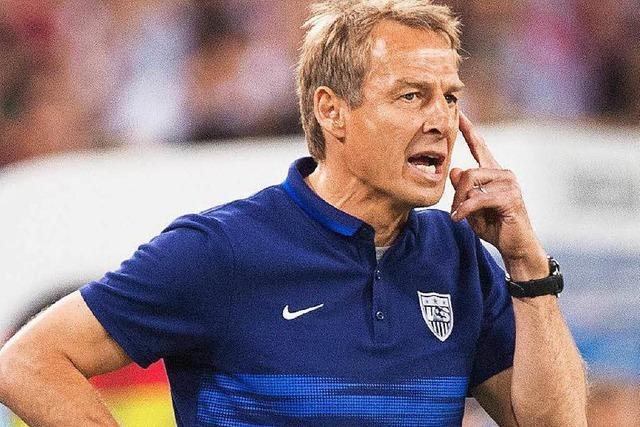 Klinsmann könnte neuer England-Coach werden