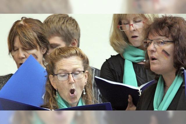Festival der Lieder im Schlosspark begeisterte die Besucher
