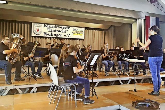Jugendkapelle des Musikvereins Oberhausen erzielt hervorragendes Ergebnis