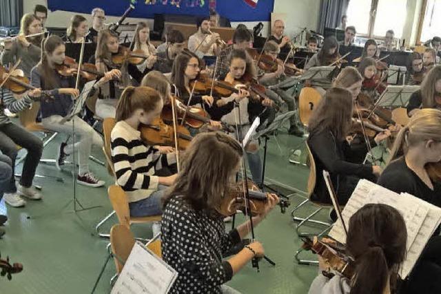 Musikschule Südschwarzwald lädt zum Konzert ein