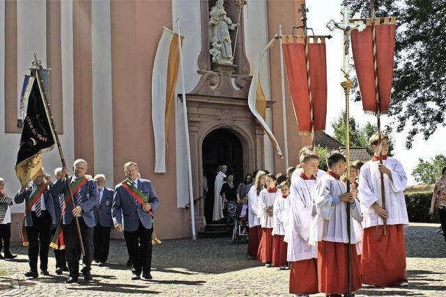 Katholische Gemeinde feiert Kirchenpatron