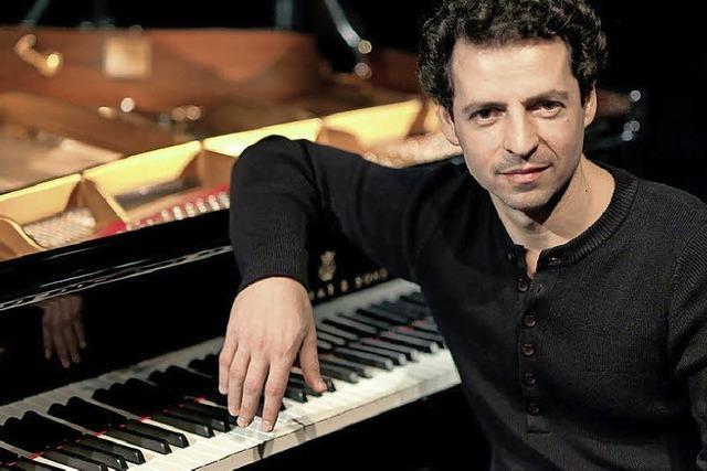 Roman Zaslavsky spielt Werke von Brahms, Schumann und Chopin