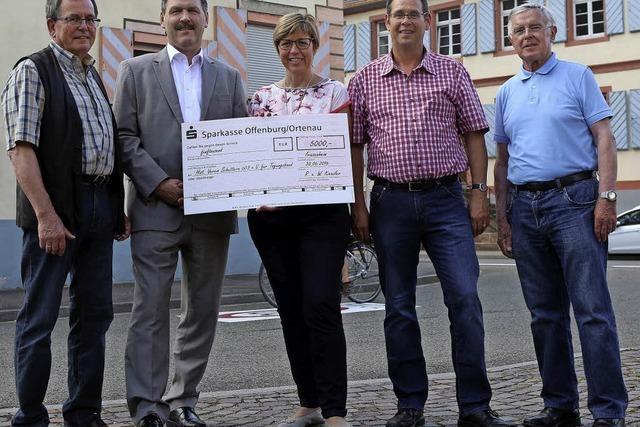 5000 Euro zum Tagungsband