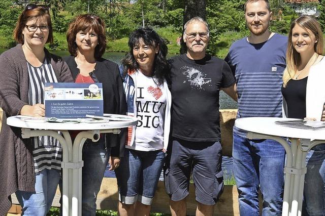 Projekt am Freizeitsee wird zu 60 Prozent bezuschusst