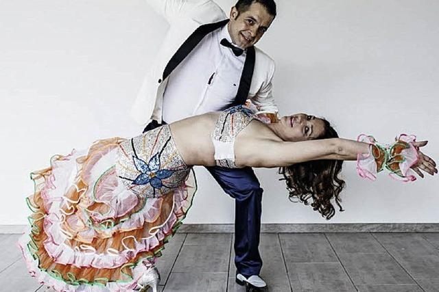 Salsa und Dirty Dancing