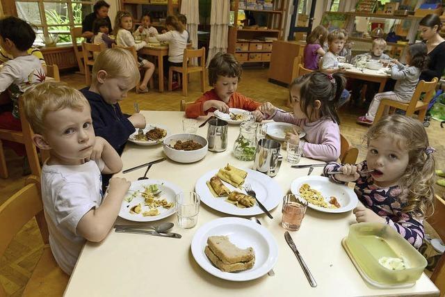 Elternbeirat fordert verbindliche Vorgaben fürs Essen in Kitas