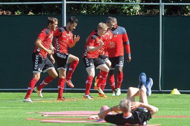 SC Freiburg beginnt mit dem Training für die Bundesliga