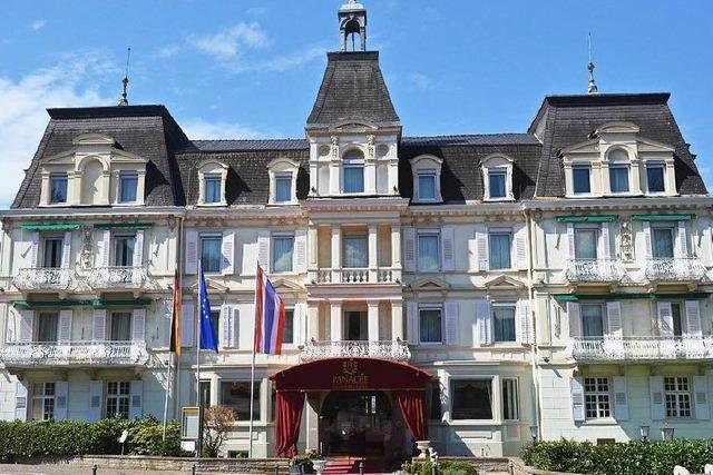 Das Hotel Römerbad in Badenweiler steht vor einer ungewissen Zukunft