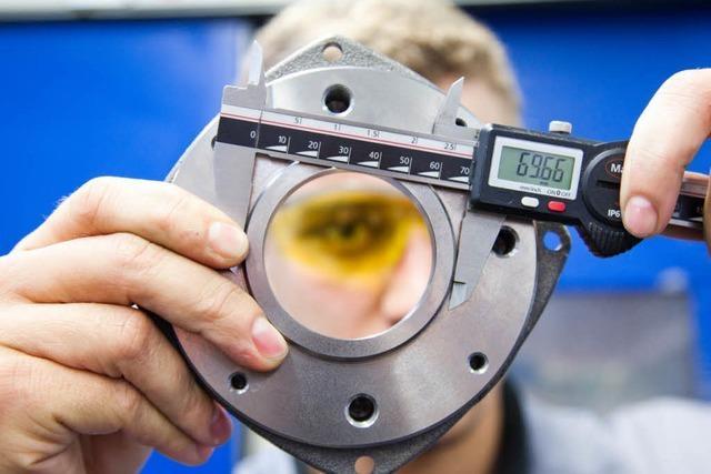 AUMA sucht Maschineneinrichter und Technikexperten
