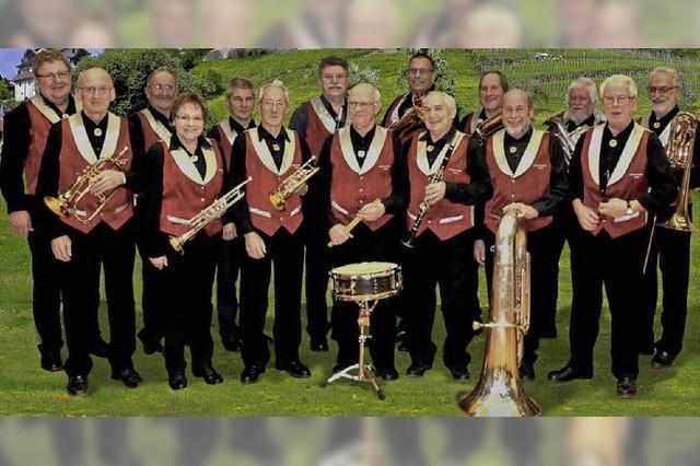 Böhmische Blasmusik im Haus des Gastes in Höchenschwand