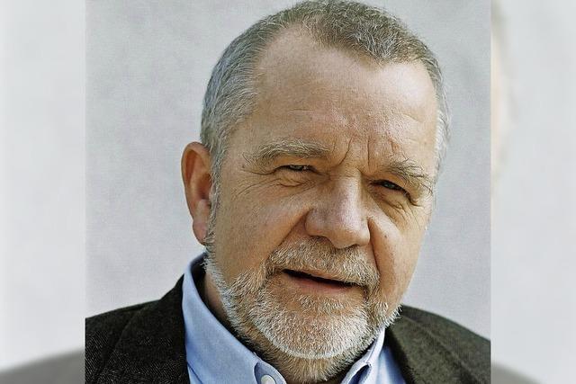 Rüdiger Safranski referiert über E.T.A. Hoffmann