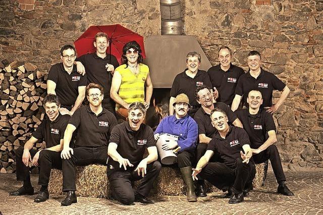 The Brothers Acoustic Fun Orchestra und Die Ohrwürmer in Eschbach