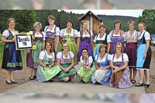 River Dance auf Schwarzwälder Art